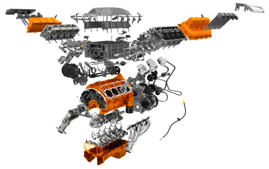 2015 Dodge Hellcat Hemi