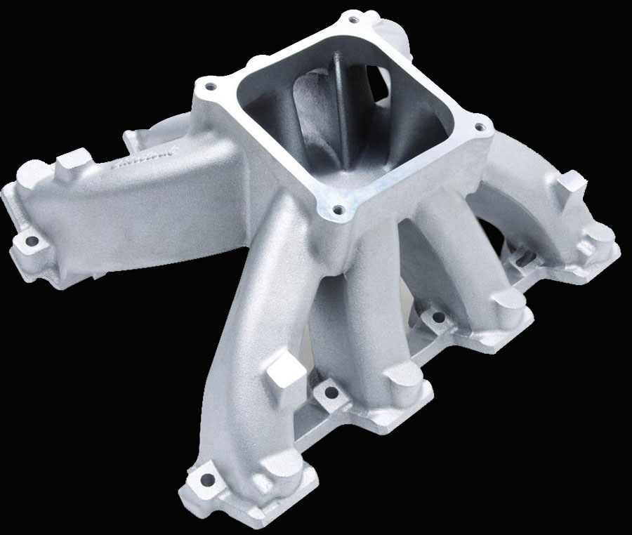 New Edelbrock LS3 Super Victor Intakes