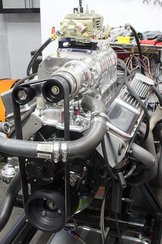 Hot Rod Engine Tech Blown Hi-Torque E85 Chevy Small Block - Hot Rod