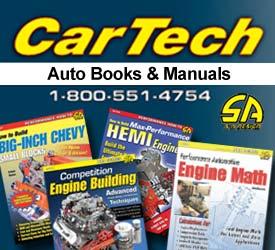 CarTech Books – Zone 3 – ROS,  (275 x 250)