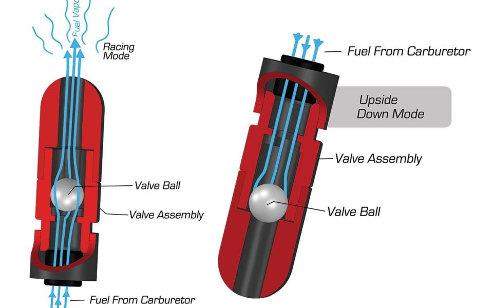 holley vent tubes