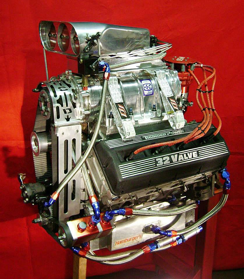 thunder power engine