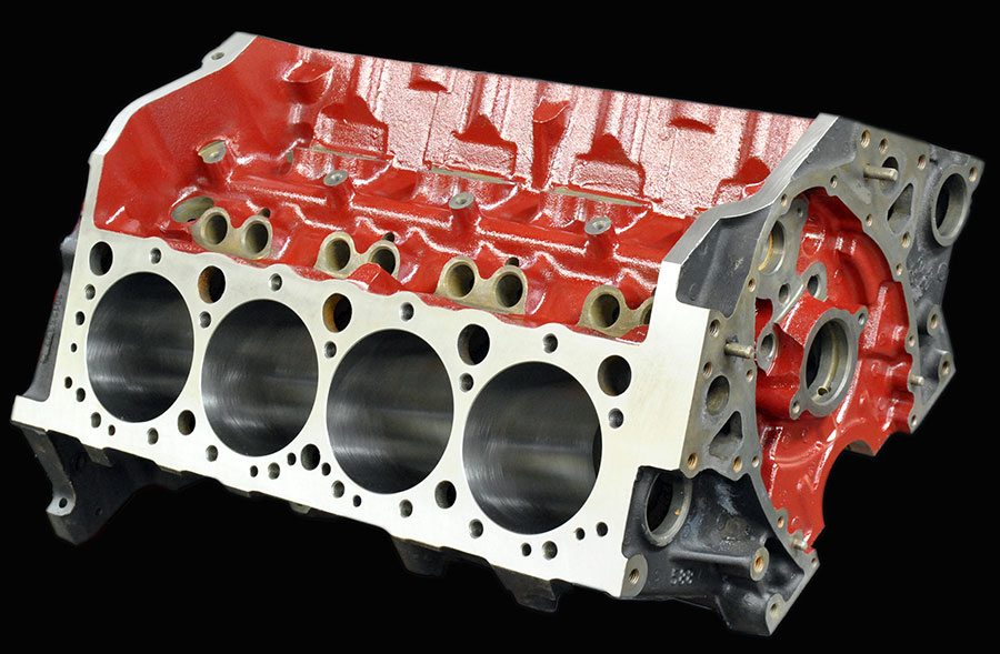 Hot Rod Engine Tech 383 Chevy: Beyond the Crate! - Hot Rod