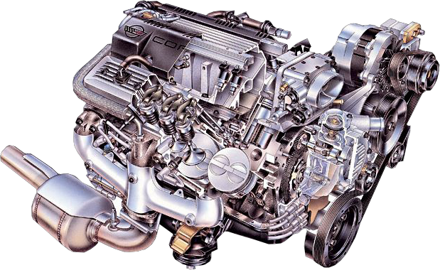 LT1 engine