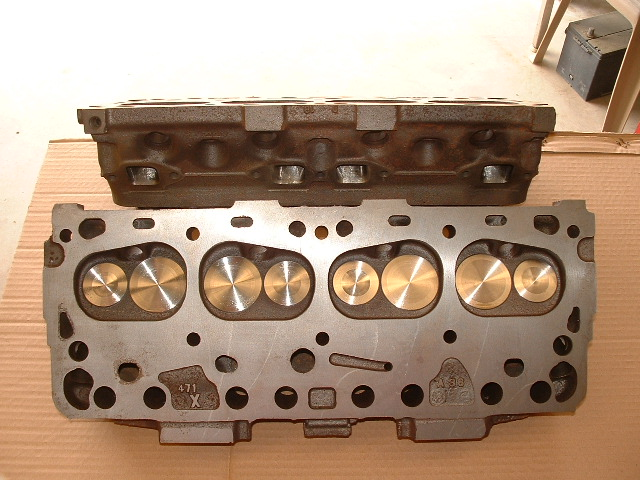 ford y block engine specifications