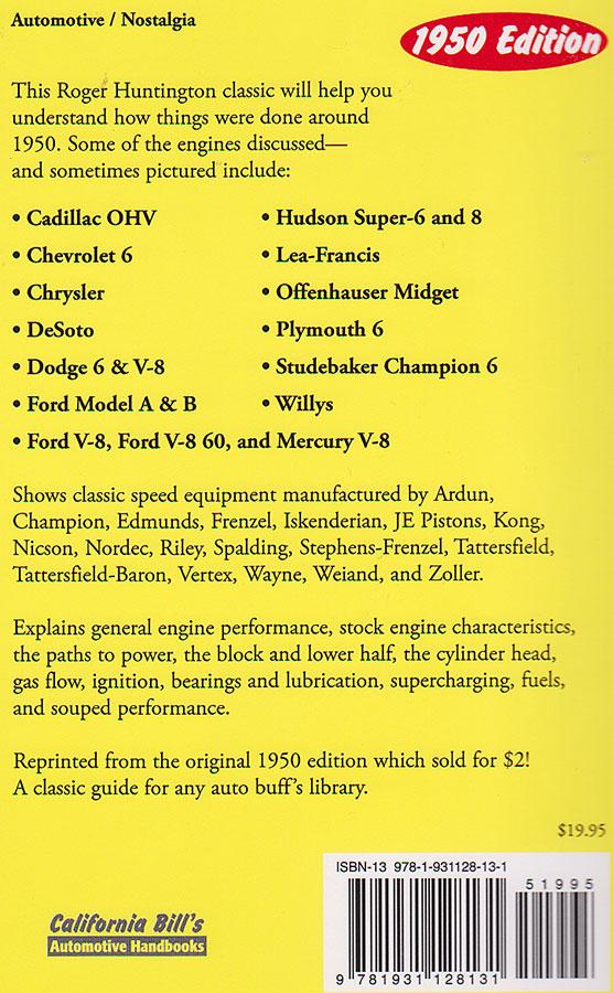 Souping Stock Engine Ford Desoto Studebaker Flathead Cadillac Chevrolet