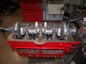 Hot Rod Engine Tech Montana Dodge Boys Scorch the Records