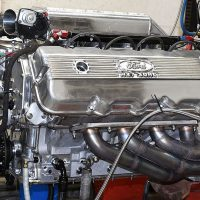 Ford Canmer engine