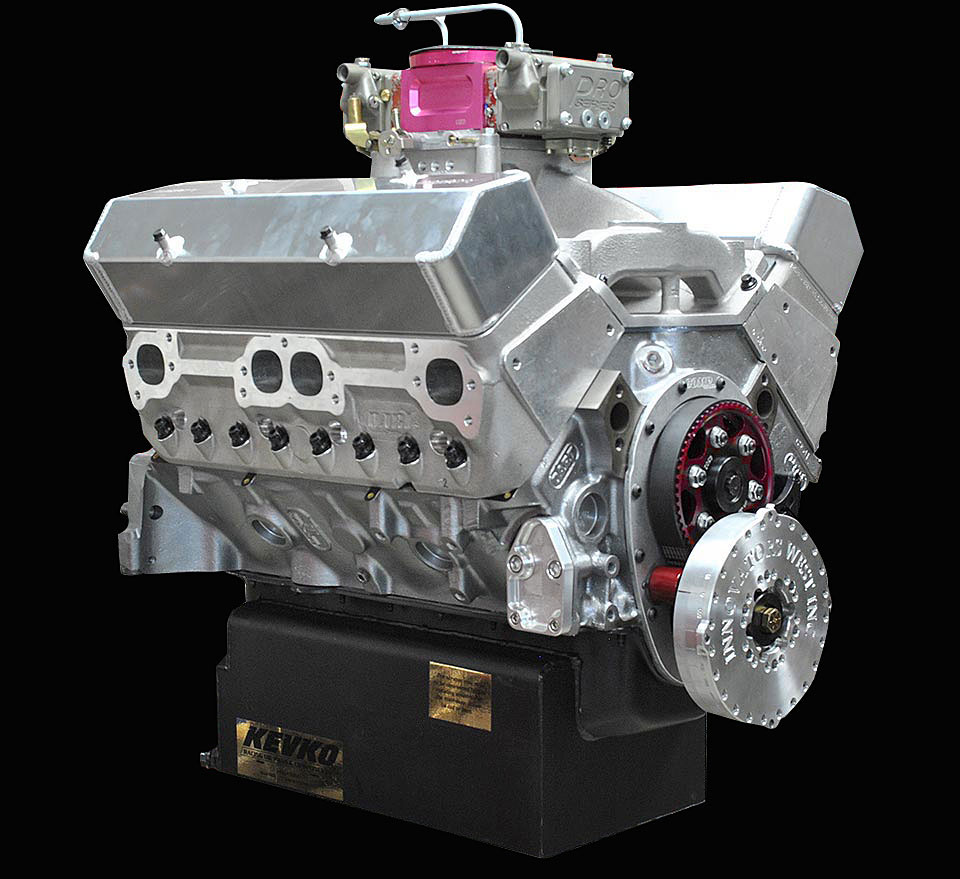 Hot Rod Engine Tech 1290 HP, 421ci Small Block Chevy Build