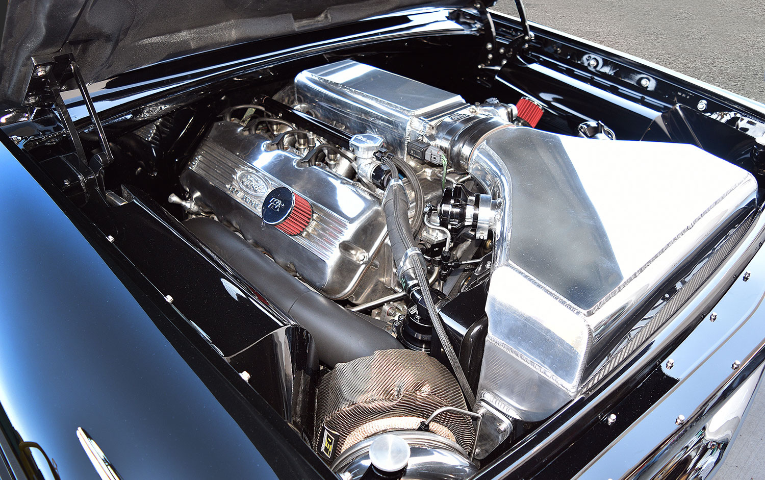 ford cammer