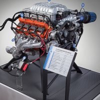 hemi crate engine