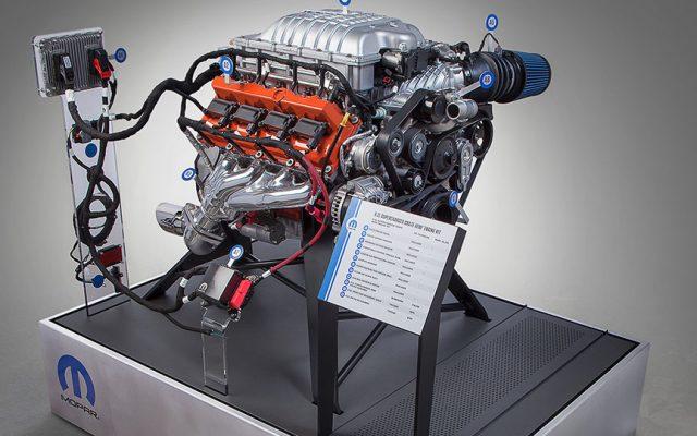 hemi crate engine