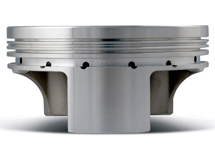 piston minor thrust side