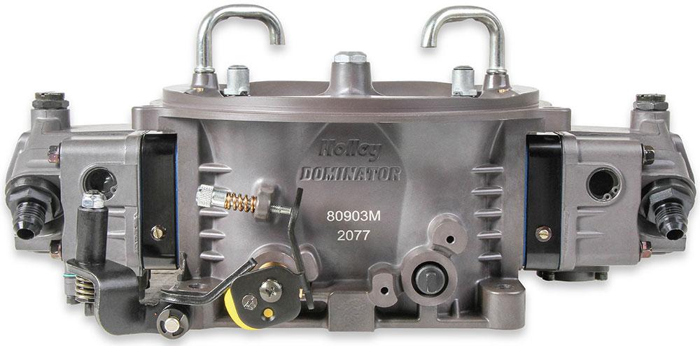 Hot Rod Engine Tech Holley Releases 1050 CFM Gen 3 Marine