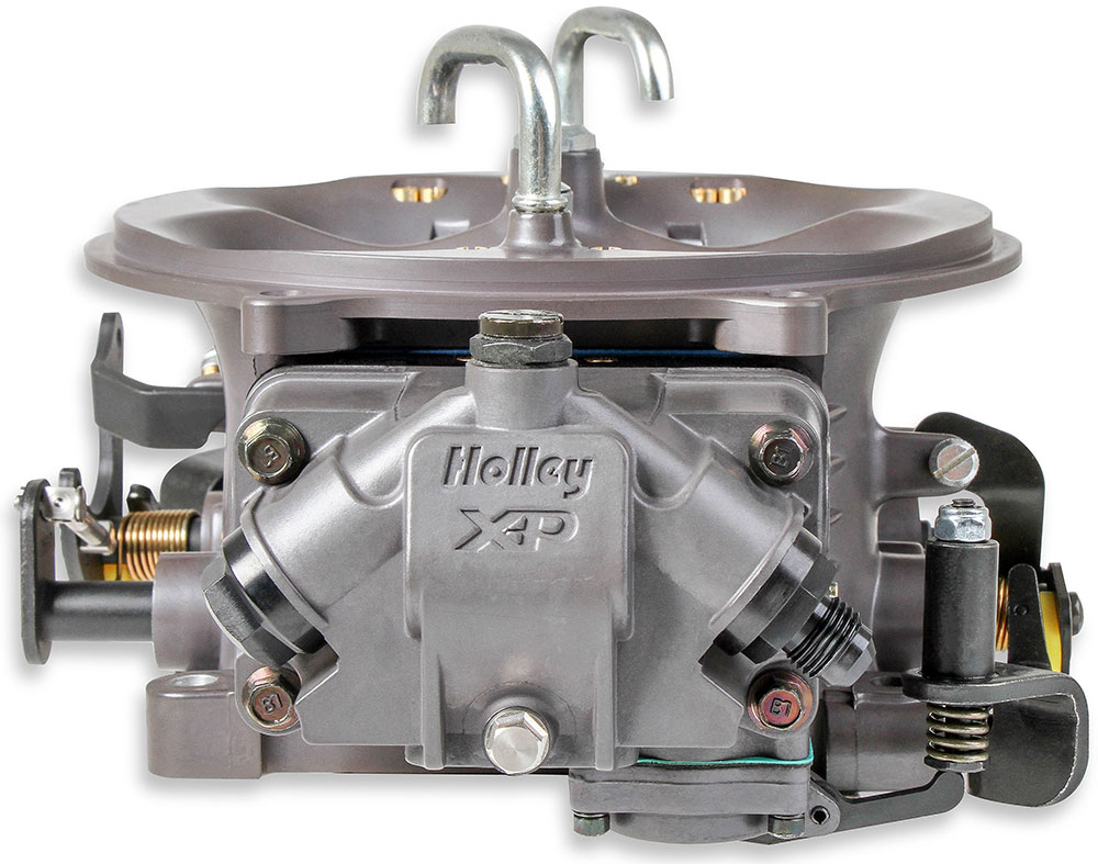 holley dominator