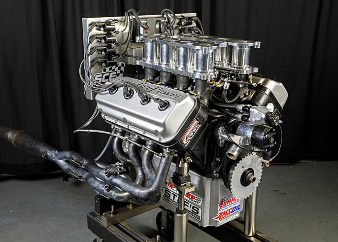 """821fb00e2e ... the """"Runner-Up"""" in the Vintage Engine Class and won the """"Best Appearing  Engine"""" award. A great showing that proved the early Hemi a worthy  challenger in ..."""