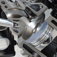 direct injection Corvette engine