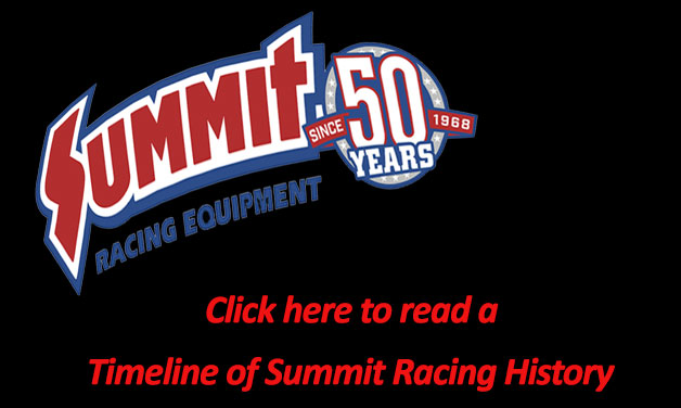 Hot Rod Engine Tech Summit Racings 50th Anniversary Salute Hot