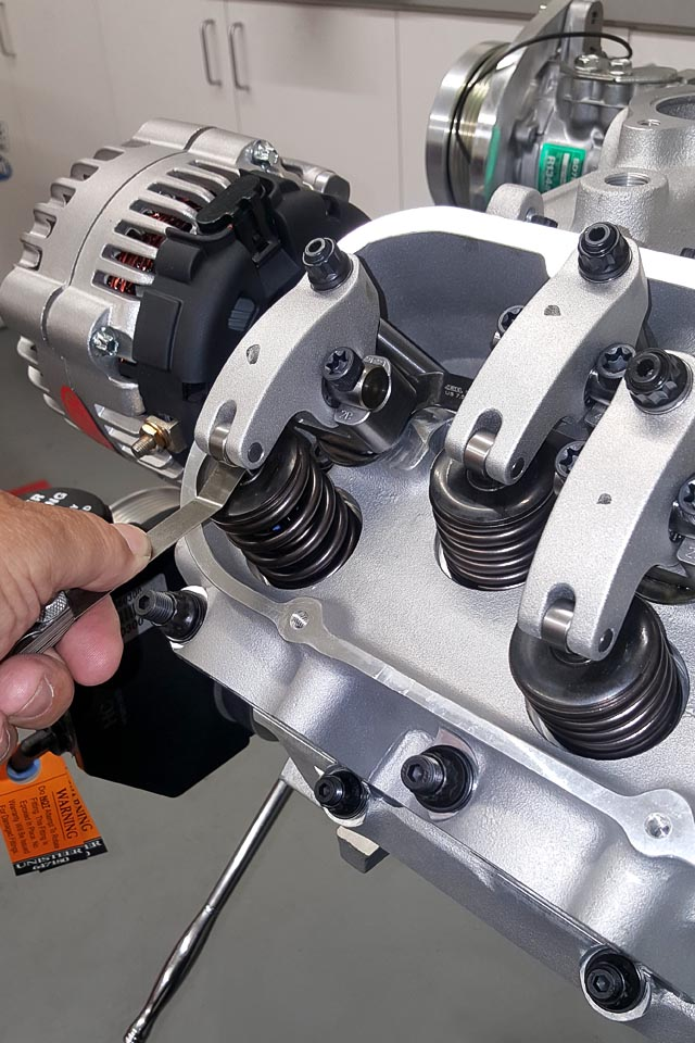 Hot Rod Engine Tech Johnson Lifters Guide: Lifter Adjustment - Hot